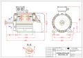 Електродвигател K 132 M-6