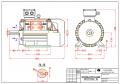 Електродвигател K 132 M-8
